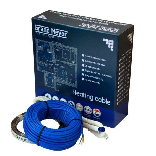 двужильный нагревательный кабель Grand Meyer