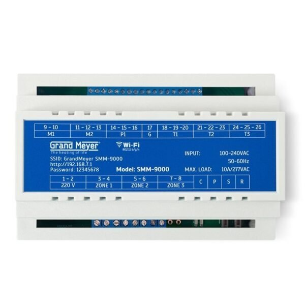 Wi-Fi метеостанція smm-9000 Grand Meyer (Гранд Мейер)